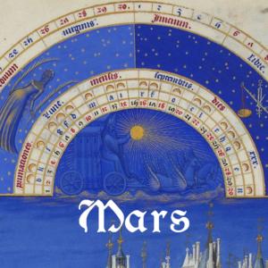 Horaires du mois de Mars